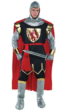 Brave Crusader - Adult Costume