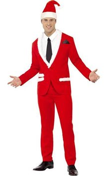 Cool Santa Suit - Adult Costume