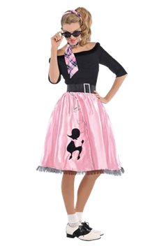 Sock Hop Sweetie - Adult Costume