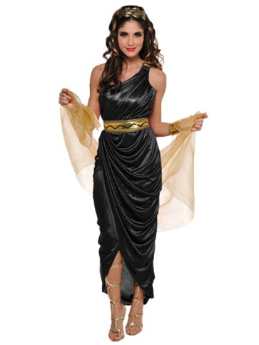 Queen of the Nile -  Adult Costume front
