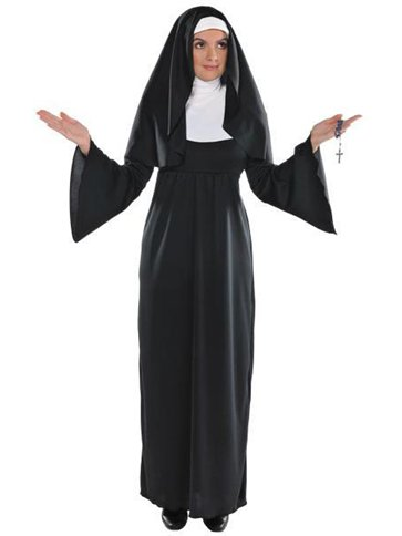 Holy Sister - Adult Costume front
