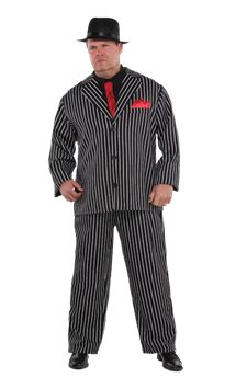 Mob Boss Plus Size - Adult Costume