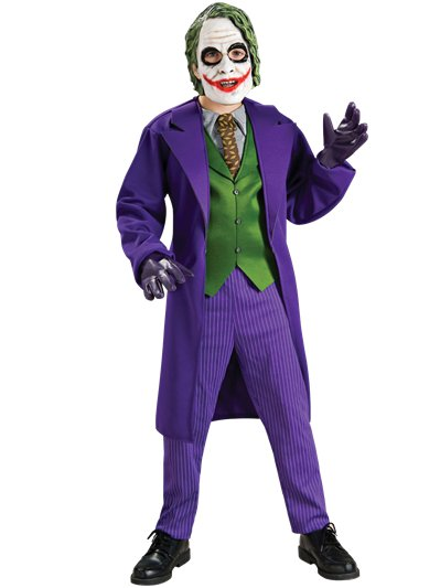 Deluxe Joker - Child Costume