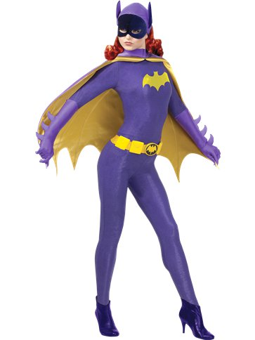 Grand Heritage Batgirl - Adult Costume front