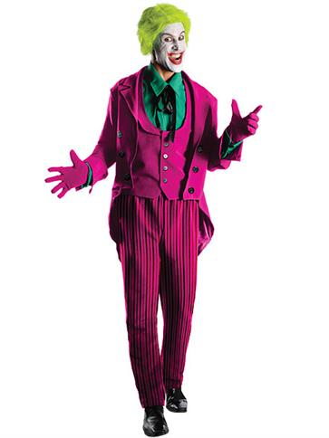 Grand Heritage Joker Adult Costume Party Delights
