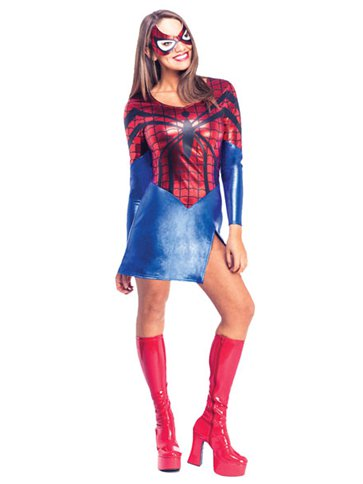 Spider Woman Adult Costume Party Delights