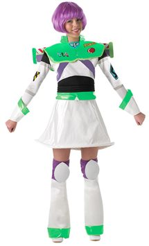 Miss Buzz Lightyear - Adult Costume