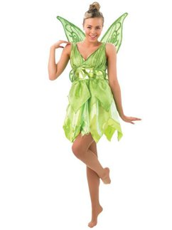 Tinkerbell Halloween Costume S | Tinkerbell Costumes Disney Fairy Costumes Party Delights