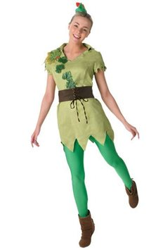 Ladies Peter Pan - Adult Costume