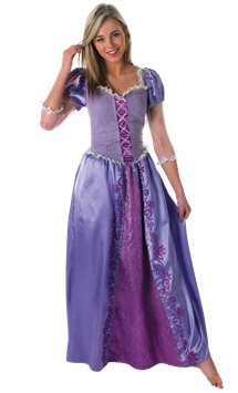 Disney Rapunzel - Adult Costume