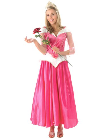 Disney Sleeping Beauty - Adult Costume front