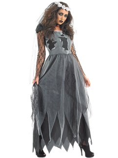 Black Corpse Dress