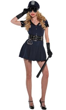 Police Officer - Adult Costume
