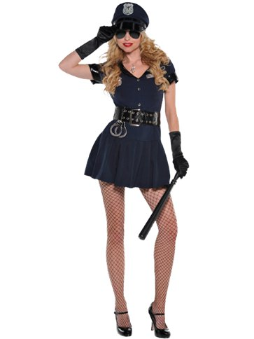 Police Officer - Adult Costume front