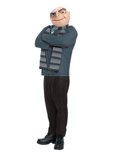 Gru - Adult Costume