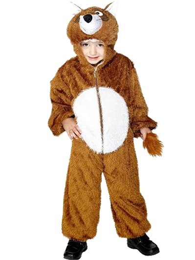Fox Costume - Child Costume