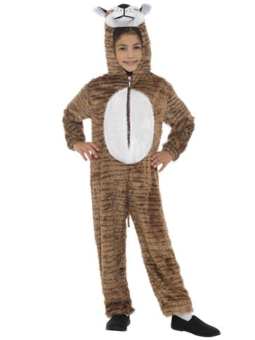 Tiger Costume - Child Costume back