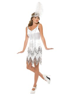 1920s Fancy Dress Flapper Amp Gangster Party Delights