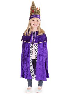 Purple Nativity King