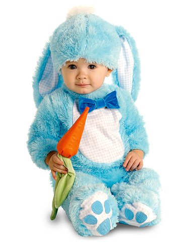 Handsome Lil'Wabbit - Infant Costume front