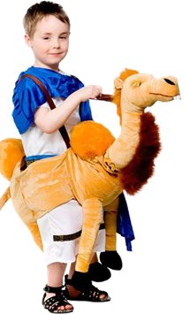 Ride on Camel - Child Costume