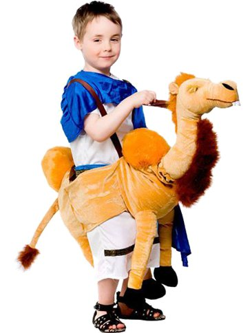 Ride on Camel - Child Costume front