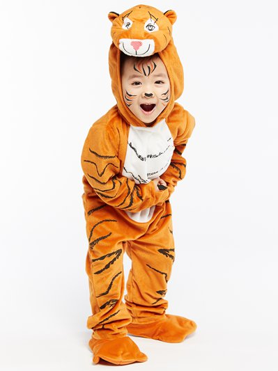 The Tiger Who Came To Tea - Child Costume