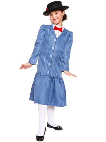 Mary Poppins - Child Costume pla