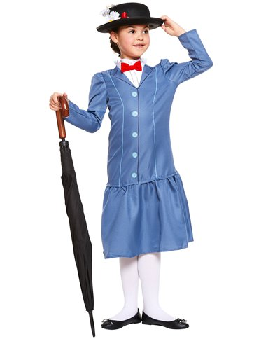 Mary Poppins - Child Costume right