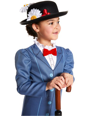 Mary Poppins - Child Costume side