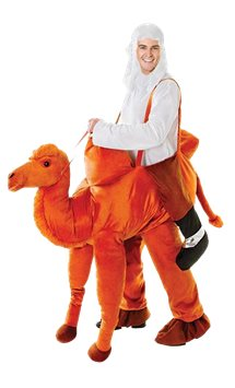 Step-In Camel - Adult Costume