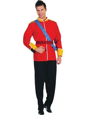 Prince Royal - Adult Costume front