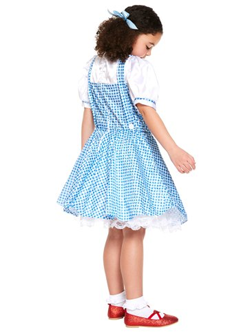 Dorothy - Child Costume back