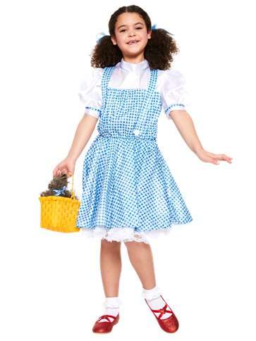 Dorothy - Child Costume front