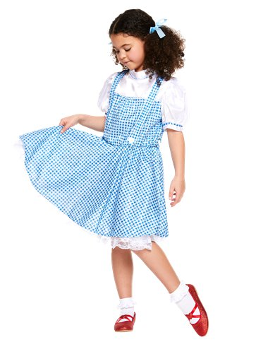 Dorothy - Child Costume left