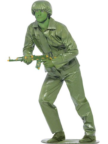 Toy Soldier - Adult Costume front