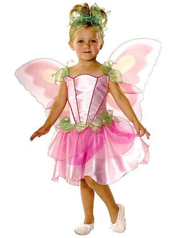 Pink Fairy - Child Costume front