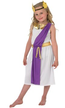 Roman Girl - Child Costume