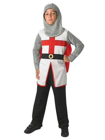 St George Knight - Child Costume front