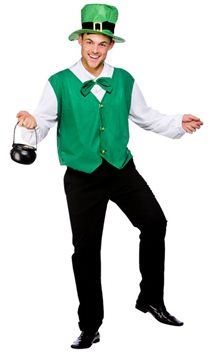 Lucky Leprechaun - Adult Costume