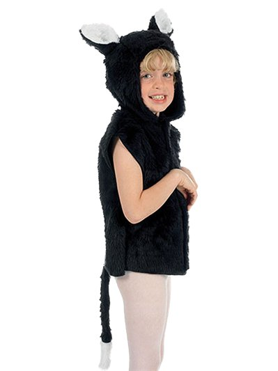 Cat Fur Tabard - Child Costume