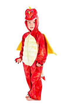 Red Dragon - Child Costume