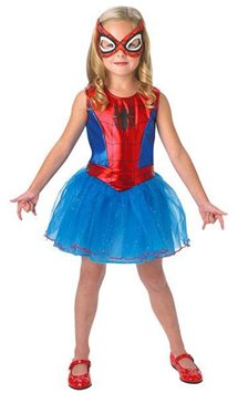 Spider-Girl - Child Costume