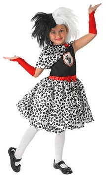 Cruella De Vil - Child Costume