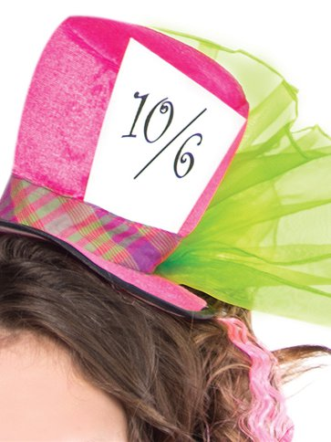 Mad Hatter - Child & Teen Costume left