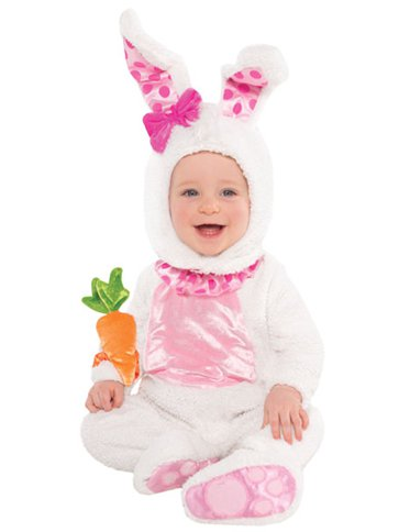 Wittle Wabbit  - Baby Costume front