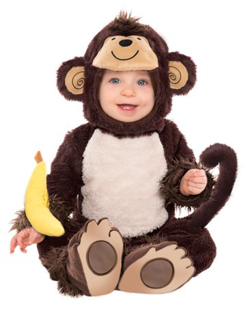 Monkey Around - Baby & Toddler Costume front