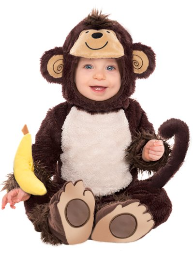 Monkey Around - Baby Costume