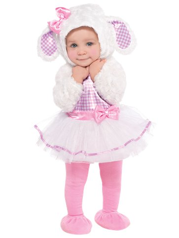 Little Lamb - Baby Costume front