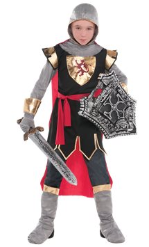 Brave Crusader - Child Costume